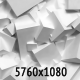 White Structures of Moving Cubes - VideoHive Item for Sale