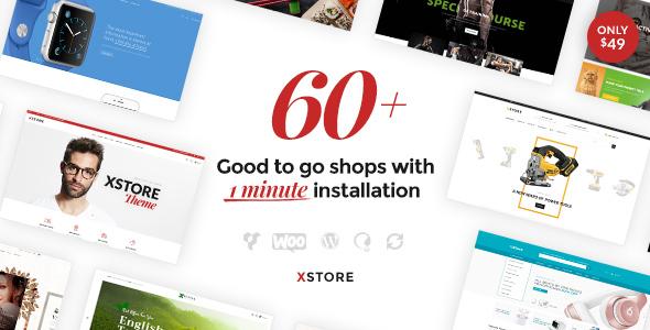 Image of XStore - Responsive WooCommerce Theme