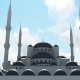 Mosque and Sun - VideoHive Item for Sale