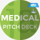 Medical & Healthcare Pitch Deck Keynote Template 4Startups - GraphicRiver Item for Sale