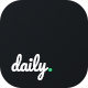 Daily - PSD Template