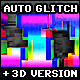 Auto Glitch + Auto Glitch 3D - GraphicRiver Item for Sale