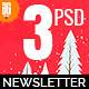 3 Christmas Newsletters
