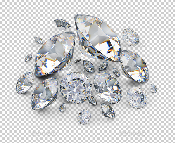 GraphicRiver Diamonds 21083024
