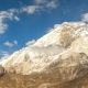 of the Mountains in Himalayas, Nepal, Everest, Nuptse - VideoHive Item for Sale