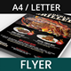 Steakhouse and Barbecue Flyer