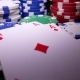 Double Aces On Poker Chips - VideoHive Item for Sale
