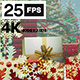Christmas Greet 4K - VideoHive Item for Sale