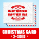 Christmas Card - 2-Sided - GraphicRiver Item for Sale