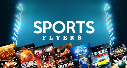 Recommended Sports Flyers
