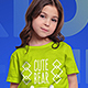 Kids T-Shirt Mockups - GraphicRiver Item for Sale