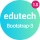 Edutech - Bootstrap 3 MultiPurpose Responsive Template For Everything - ThemeForest Item for Sale