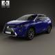 Lexus RX 200t 2016