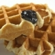 Chocolate Sauce Flows on Waffles - VideoHive Item for Sale