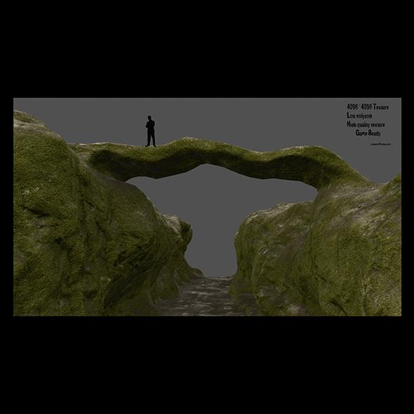 3DOcean canyon 21084671