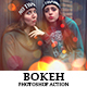 Bokeh Photoshop Action - GraphicRiver Item for Sale