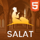 Salat – Islamic Center HTML 5 Responsive Template