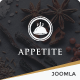 Appetite - Restaurant / Food Service Joomla Template - ThemeForest Item for Sale