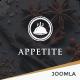 Appetite - Restaurant / Food Service Joomla Template