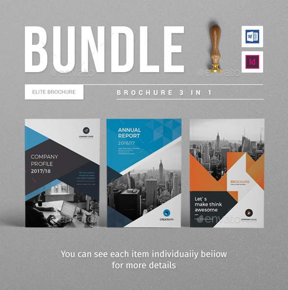 Brochure Bundle - Catalogs Brochures