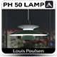 PH 50 Lamp - 3DOcean Item for Sale
