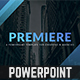 Premiere Presentation Template - GraphicRiver Item for Sale