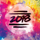 2018 New Year Music Festival Flyer Template