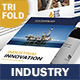 Industry Trifold Brochure - GraphicRiver Item for Sale