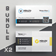 Business Card Bundle 42 - GraphicRiver Item for Sale