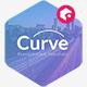 Curve - Creative Presentation Template - GraphicRiver Item for Sale
