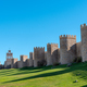 The old medieval city wall of Avila - PhotoDune Item for Sale