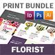 Florist Print Bundle 3