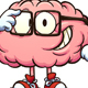 Nerdy Brain - GraphicRiver Item for Sale
