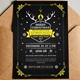 Christmas Invitation Card - GraphicRiver Item for Sale