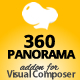 Panorama 360 Addon for Visual Composer