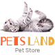 Pets Land | Pet Shop & Veterinary WP Theme - ThemeForest Item for Sale