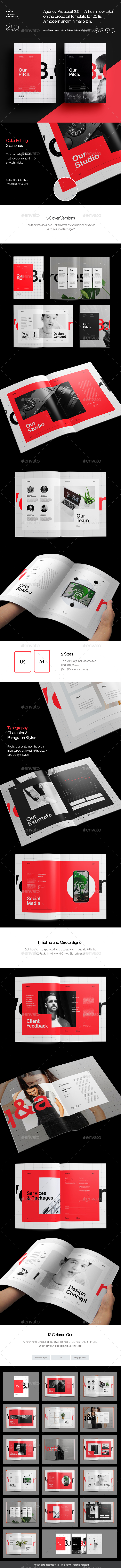 Agency Proposal 3.0 - Corporate Brochures