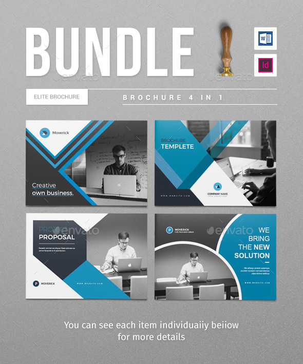 The Bundle A5 - Catalogs Brochures