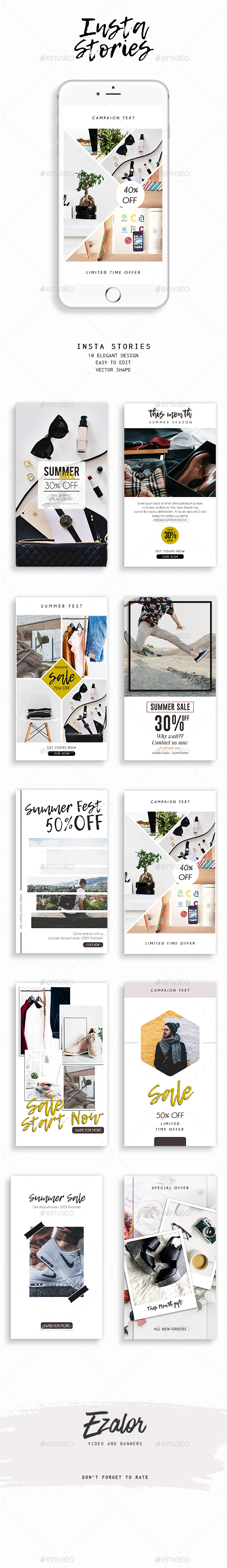 GraphicRiver Insta Stories 21087904