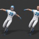 Breakdance Football Celebration (2-Pack) - VideoHive Item for Sale