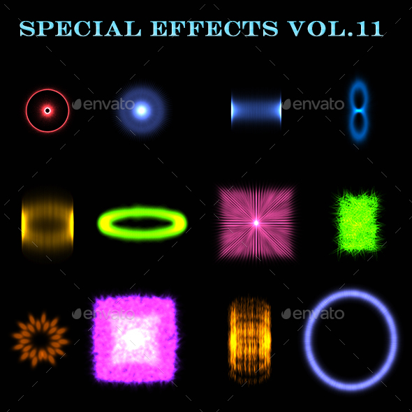 GraphicRiver Special Effects Vol.11 21088191