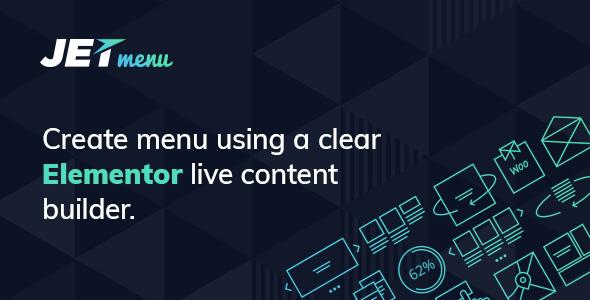 JetMenu - Mega Menu for Elementor Page Builder - CodeCanyon Item for Sale