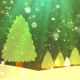Christmas Tree Retro 1 - VideoHive Item for Sale