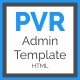 PVR - Multipurpose Bootstrap Admin Dashboard Template - ThemeForest Item for Sale