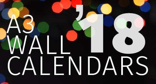 Calendars '18