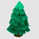 Game pack Low Poly tree + bonus