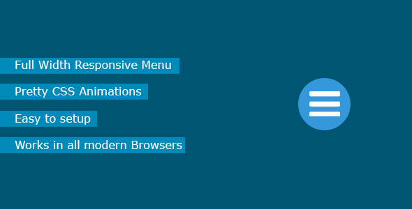 CodeCanyon JM Responsive Menu for WordPress 21089310