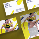 Workout Business Card
