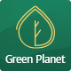 Ecology & Environment WordPress Theme - Green Planet - ThemeForest Item for Sale