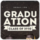 Graduation - Poster (Front + Back) - GraphicRiver Item for Sale